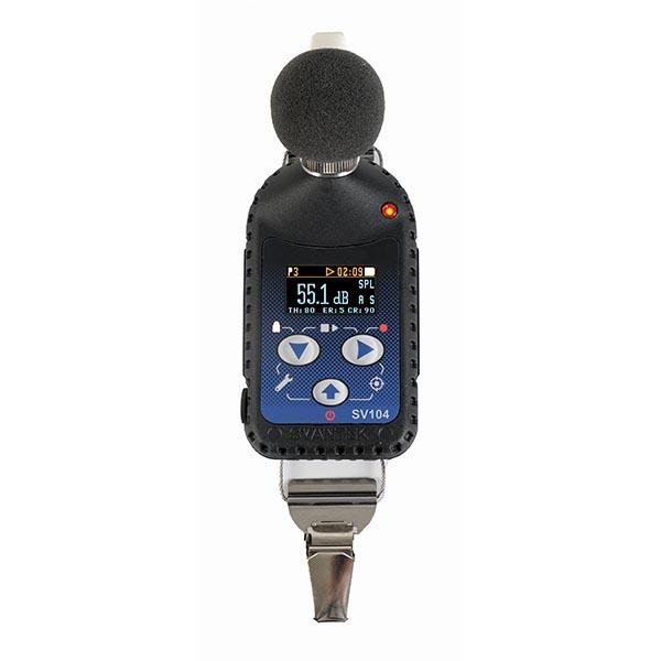 SV 104A Dosimetro rumore