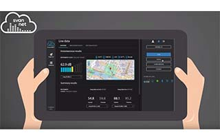 SvanNET Servizio Cloud Monitoraggio anteprima